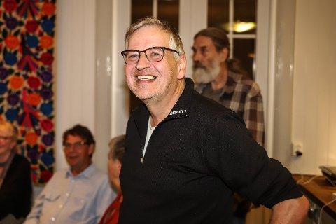 Erling Rennemo-Melsom (Rødt) sier at Rødt Halden ønsker å bli et politisk støtteparti til de fire kjernepartiene.