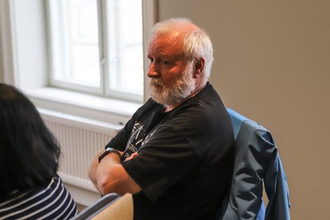 Asle Milde, hovedtillitsvalgt i Utdanningsforbundet, er klar for nye tøffe tak og spennende diskusjoner om Haldenskolen i 2021.