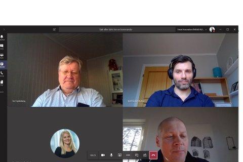 GODT RUSTET: Smart Innovation Norway kjører møter og webinar digitalt.