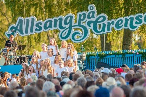 FÅR IKKE SETT: Den pågående konflikten betry at nærmere en million tv-seere ikke får sett blant annet Allsang på Grensen og Premier League. Arkiv.