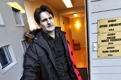 REPRESENTERTE TILTALTE: Advokat Torgeir Røinås Pedersen forsvarte den tiltalte Hvaler-mannen. Vedkommende tilsto forholdet, og ble dømt til sju måneders fengsel.