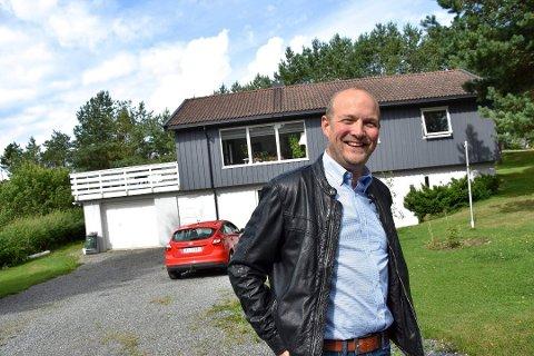 FORNØYD: Ole Andre Myhrvold (Sp) er glad for at valgutvalget heller mot å beholde de 19 valgdistriktene.