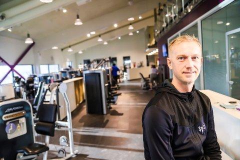 Anders Viken, daglig leder Spenst Halden