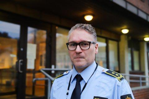 Håvard Tafjord er politiadvokat i den alvorlige straffesaken mot de to foreldrene fra Fredrikstad.