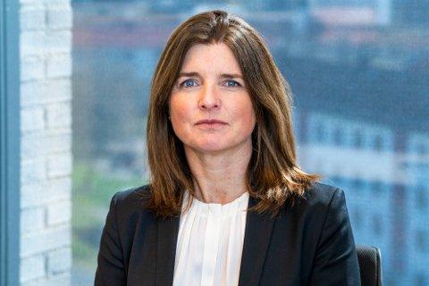 Nina Schanke Funnemark.