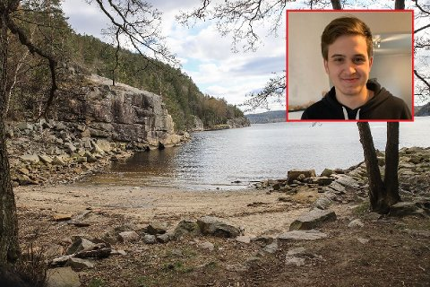 OMKOM: Bjørn Øyvind Strand Solberg (18) omkom av skadene han pådro seg i den tragiske fallulykken lørdag kveld.