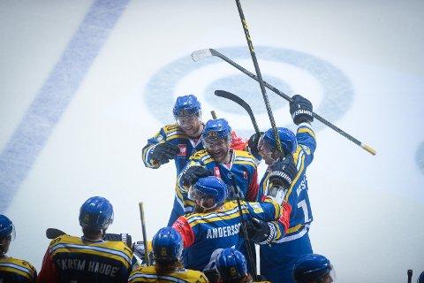 Storhamar tok i mot Red Bull Salzburg til andre 1/16-finale i Champions Hockey League.