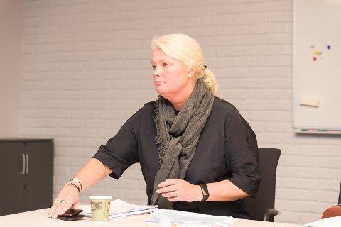 INNSTILLING: Aasa Gjestvang, fylkesråd for utdanning i Hedmark fylkesråd.