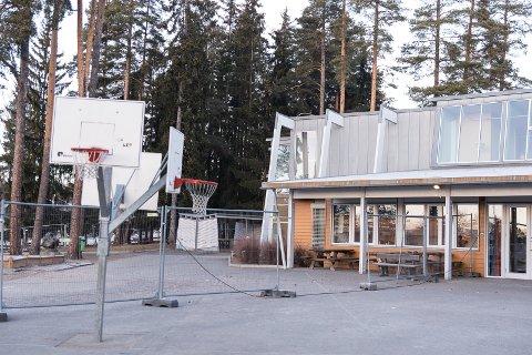 14 ÅR: Greveløkka skole åpnet i 2002.