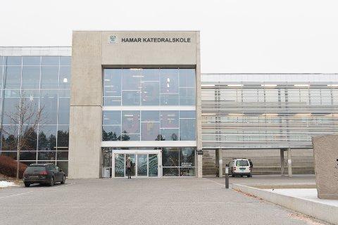 SAMARBEID: Hamar katedralskole søker stadig tettere samarbeid med næringslivet.