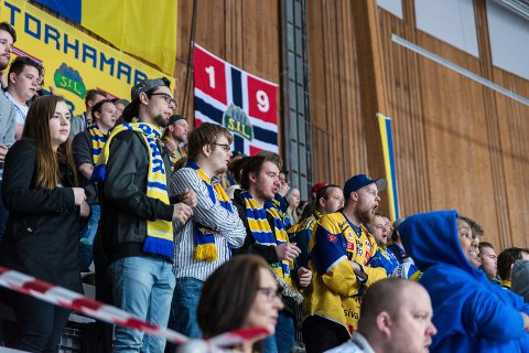IHUGA: Storhamar Supporter Union, den mest ihuga fansen.