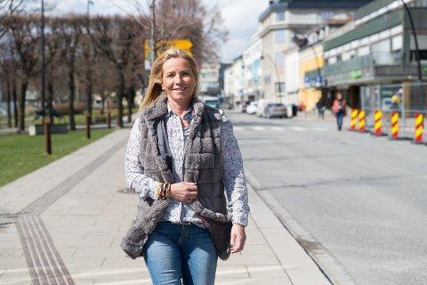 LETTERE: Festivalleder Anja Katrine Tomter opplever at det går stadig vekk lettere å få på plass artister til  AnJazz, men er redd for å glemme viktige detaljer i planleggingen.