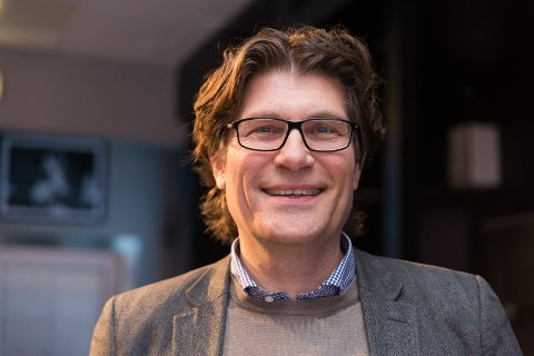 FRAMTIDEN: Mats Eliasson fra ReGen Villages tror selvforsynte boliger er en realitet innen nær framtid.
