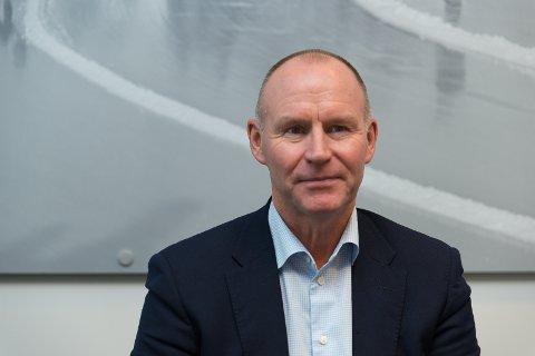 LEDER FONDET: Erik Tønnessen, managing partner i Skagerak Maturo, skal lede forvaltningen av First Seed.