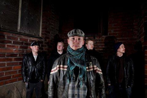 TIL HAMAR: Finske Nicumo er et av fire band som kommer til Martila Metal Fest Tour Hamar.
