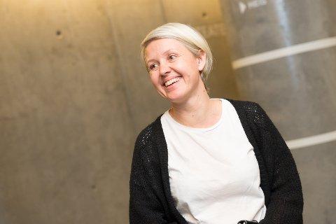 ET LØFT: Daglig leder for Panta Rei Danseteater, Pia Holden, mener dansen har fått et løft i Norge.