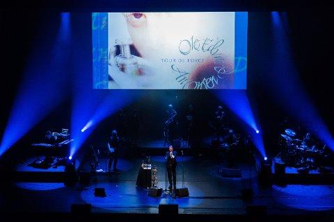 GRATIS: Det blir gratiskonsert med Ole Edvard Antonsen og gjenhør med «Tour de Force» på Stortorget.
