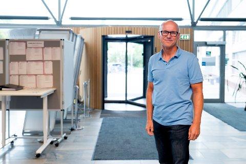 BYTTET PARTI: Tidligere ordfører Morten Aspeli gikk fra Arbeiderpartiet til By- og bygdelista.