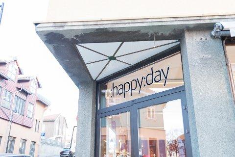 SJU ÅR: «O Happy Day» har eksistert i Hamar sentrum i sju år.