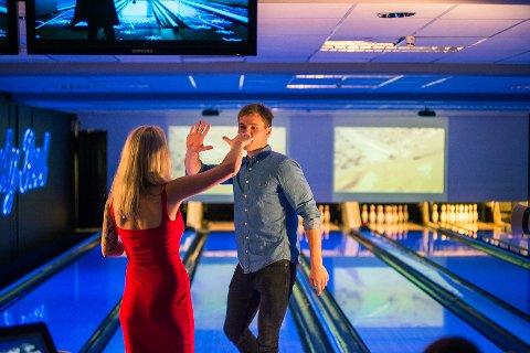 NY EIER: Bowlingen i Hamar går nå inn i kjeden Lucky Bowl.