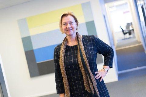 AVDRAGSFRI: Nina Myren Sortehaug, banksjef i Nordea Innlandet, sier at banken er klar for å hjelpe både privat- og bedriftskunder i tiden framover.