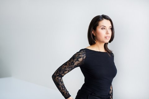 KOMMER: Melis Jaatinen er blant de klassiske artistene som skal holde konsert i kulturhuset denne våren.