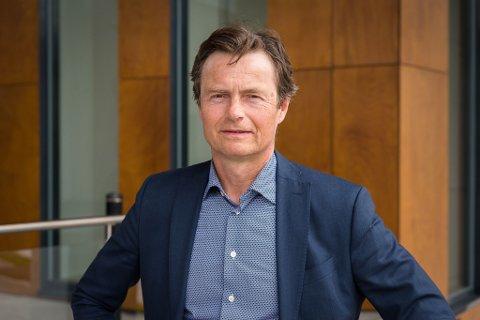 """FRA FURNES: Tore Anstein Dobloug (57) er en av 16 økonomieksperter i utvalget «Norge mot 2025""""."""