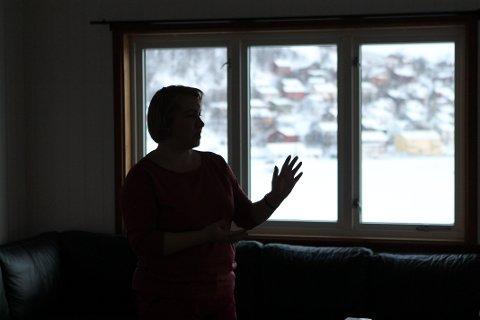FOR MINDREÅRIGE: Bofellesskapet Nordlys, som tar inn mindreårige flyktninger, er det siste tilbudet av sitt slag i Finnmark.