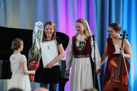 Mari Holven er Hardanger Musikkfest sitt Stjerneskot 2016.