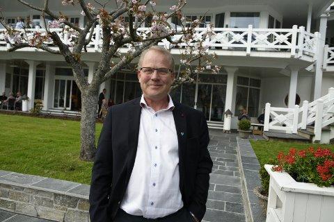 Anved Johan Tveit er ikkje overraska.