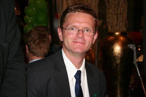 Søndag kveld fekk LO i Indre Hardanger stadfesta at Terje Breivik frå Venstre kjem til Odda 1. mai i år.