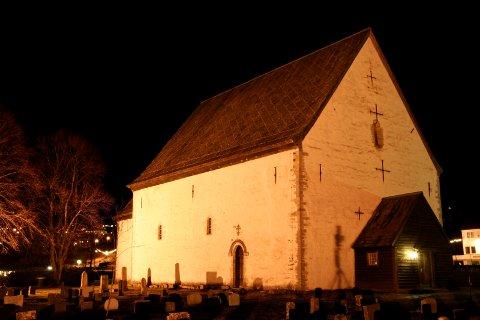 Illustrasjonsfoto: Kinsarvik kyrkje