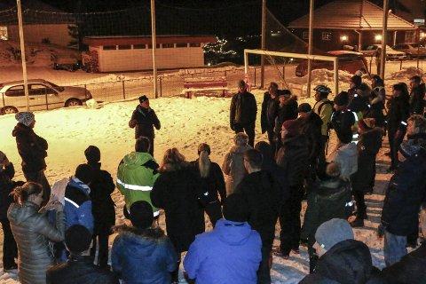 Erreflot: Nabolaga på Erreflot, Storekleiv og Hetleflot har engasjert seg mot planane om ein tunnel i nabolaget.