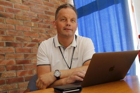 Tilsett: Ole-Jørgen Jondahl er tilsett som rådmann for den nye kommunen.