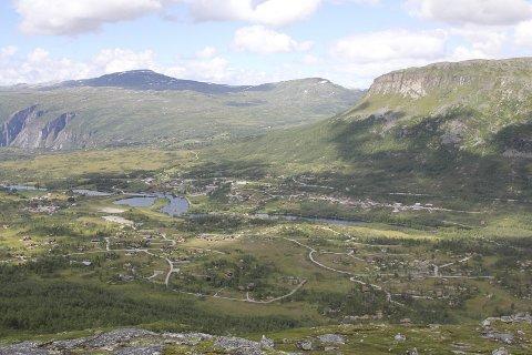 Sysendalen i Eidfjord: Nominert som truga naturoppleving. Arkivfoto: Ole M. Kvamme