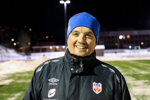 Glad: Ronny O. Nilsen er glad for vervet. Foto: Inga  Jaastad