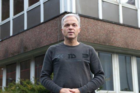 Travle tider: Jakob Bleie og Fonna Økonomi AS har mye arbeid og en lang kundeportefølje.