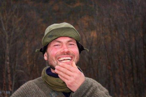 For over 10 år siden gikk drømmen i oppfyllelse da Tommy Sandal etablerte seg som jeger og fangstmann på Svalbard.