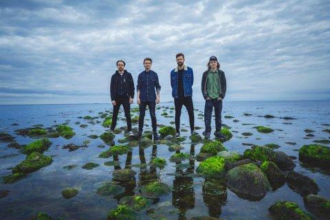 Dreamarcher er aktuelle med ny singel som slippes fredag. Den er blant annet inspirert av blogger Jan Gravdal sine historier.