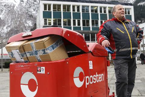 Eg e no 52 år, og leve fremdeles i håpet om å kunna bli pensjonist i Posten, skriver Vidar Solvi.