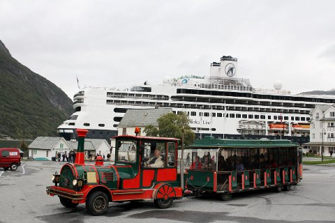 Cruisedestinasjon Eidfjord har kome med på lista.
