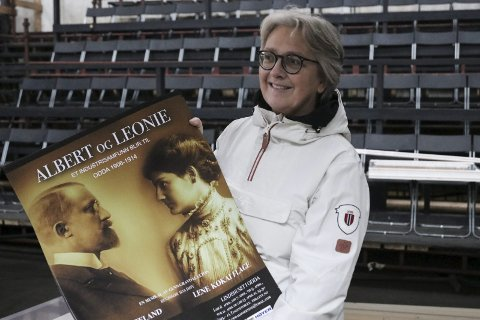 Tilbake med meir: Gunn Gravdal Elton set opp musikalen Albert og Leonie på ny i 2020. Arkivfoto