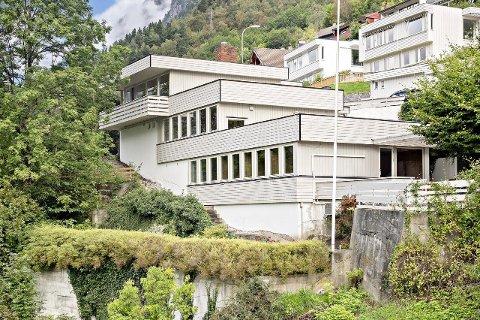 Dette huset på Freim ble solgt for 200.000 under prisantydning.