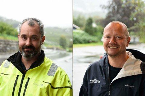 Anders Vatle (Sp) og Gunvall Medhus (Ap) vil begge bli ordførar i Eidfjord.