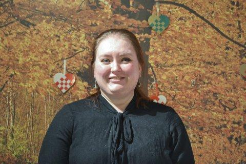Tilflyttar: Yngvild startar i ny jobb som bibliotek- og kinosjef i Ullensvang kommune 1. mars.foto: privat