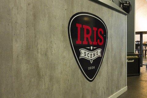Skjenking: Skjenkekontrollen var tidlegare i oktober på besøk hjå Iris Scene.arkivfoto