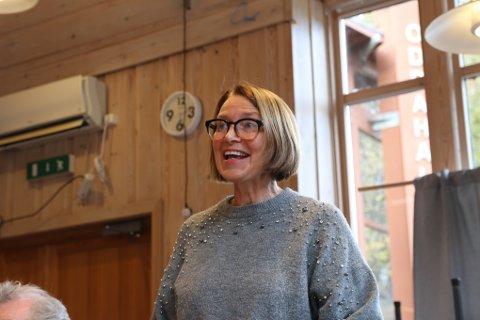– Dagsturhytter er ei viktig sak for meg, og for kommunen, synest eg. Eg er oppteken av å få ei best mogleg løysing, seier Else Marie Sandal, kultur- og idrettssjef i Ullensvang.