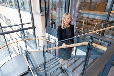 Direktør i Arbeidstilsynet, Trude Vollheim