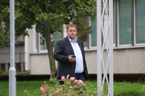 Ordfører Roald Aga Haug (Ap) ønsker at kommunen bidrar i et samarbeid for å utvikle strategi for å bekjempe skrantesjuken.