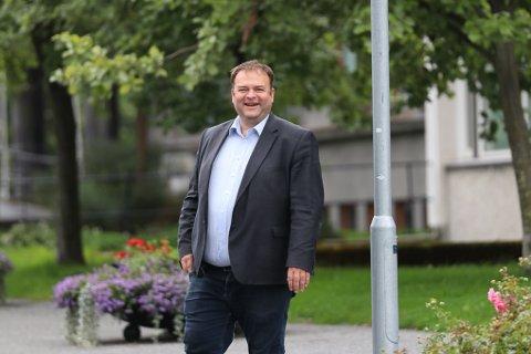 Ordførar Roald Aga Haug (Ap) opplyser at det gjennom sommaren vert vaksinert for fullt.